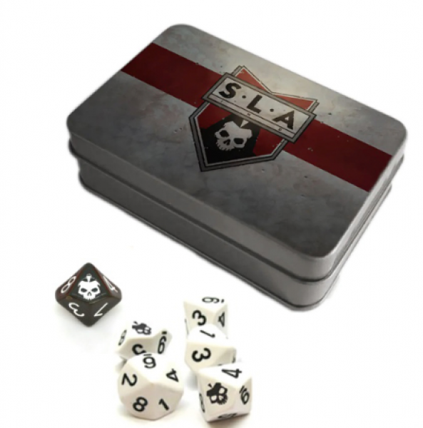 SLA Industries 2nd Edition: Dice Set (Limited Edition)