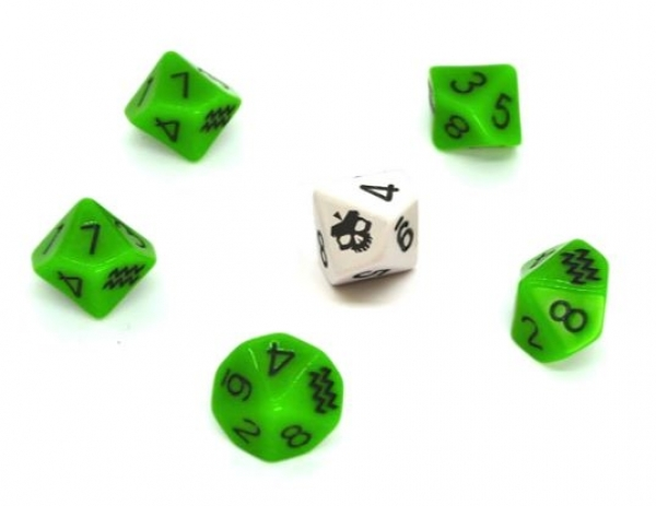 SLA Industries 2nd Edition: Dice Set