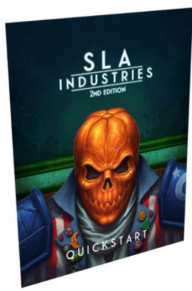 SLA Industries 2nd Edition: Quickstart Rules