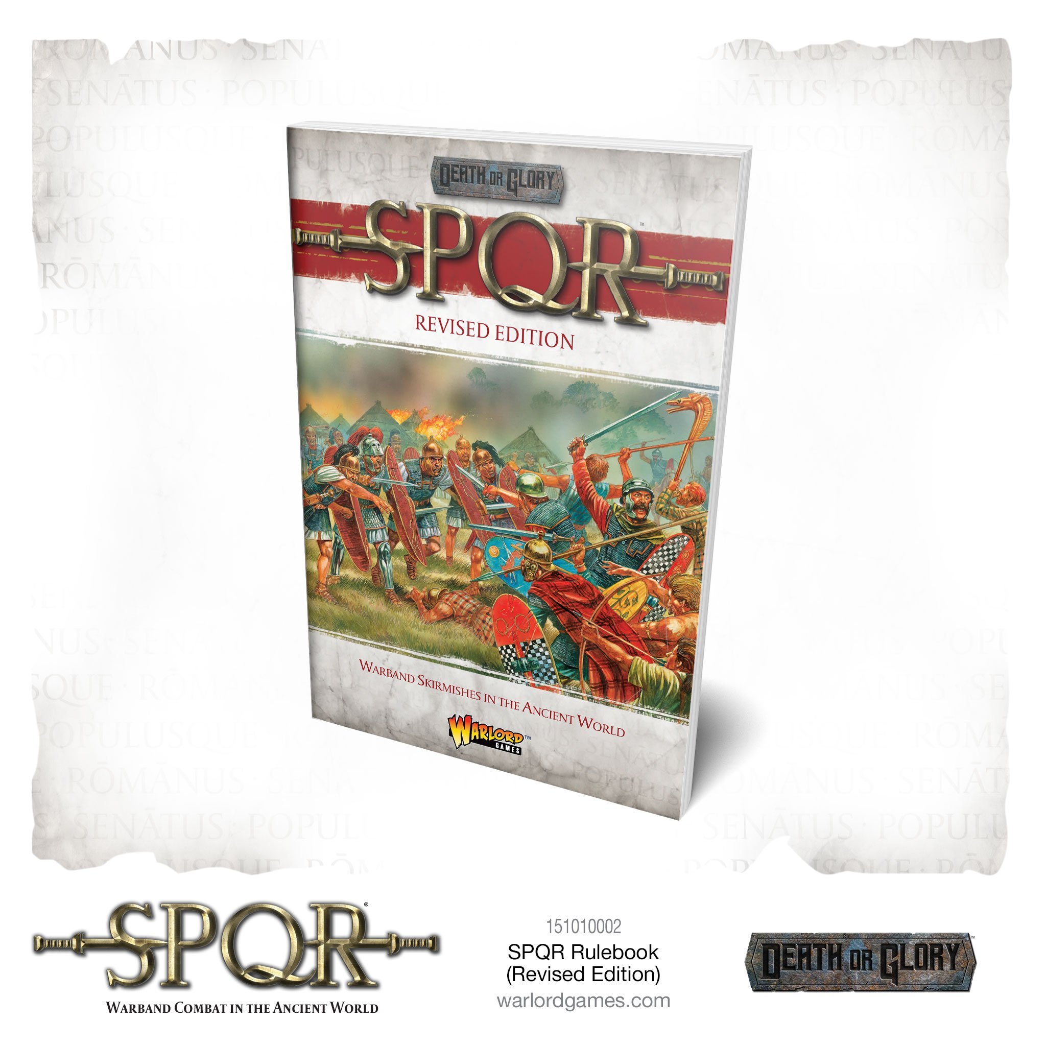 SPQR: Rulebook - 2020 Revised Edition