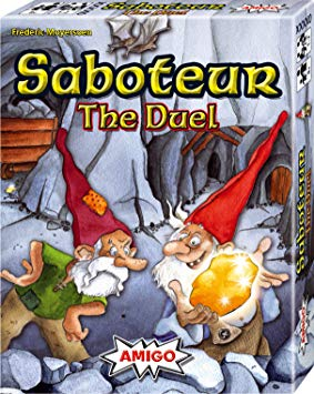 Saboteur The Duel [Damaged]