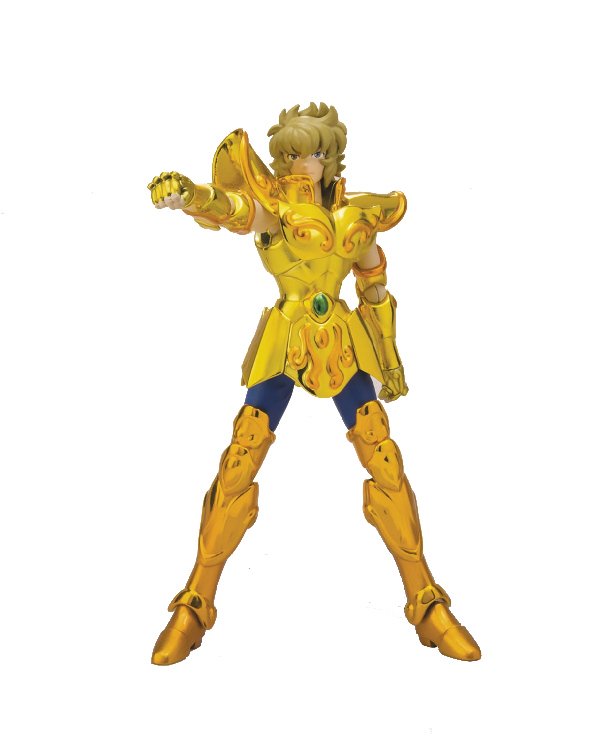 Saint Seiya: Panoramation Series- Leo Aiolia (Glint Version)