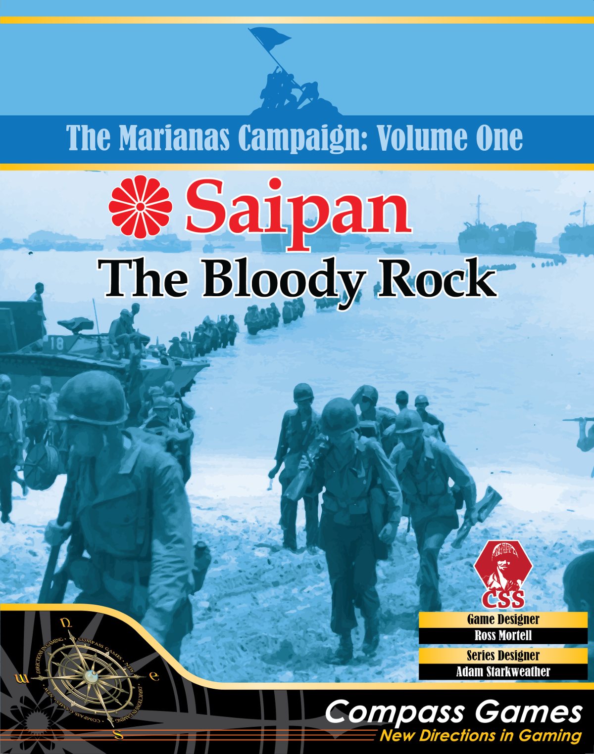Saipan: The Bloody Rock [The Marianas Campaign: Volume One]