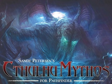 Sandy Petersons Cthulhu Mythos For Pathfinder