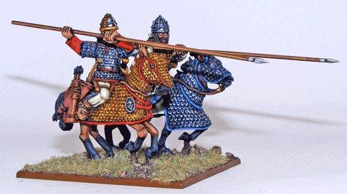 Hail Caesar: Dacian: Sarmatian Cataphract Support