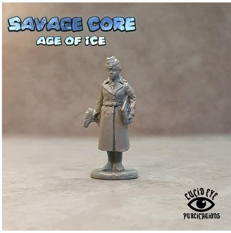Savage Core- Age Of Ice: Projekt Sturm Agent Roth