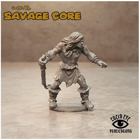 Savage Core: Encounter 3- Zachory