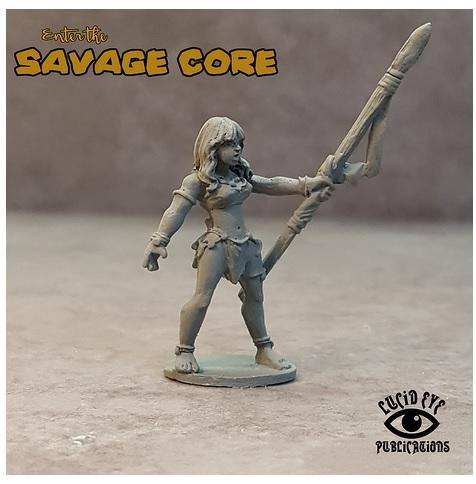 Savage Core: Encounter 4- The Usurper