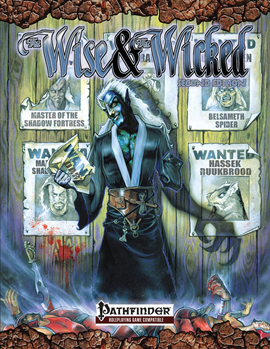 Scarred Lands: Wise & The Wicked 2nd Edition (Pathfinder Ed)