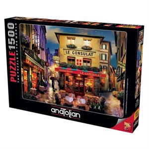 Anatolian Puzzles: Meet Me In Paris (Damaged)