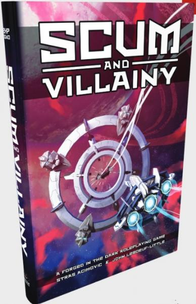 Scum and Villainy: Core Rulebook