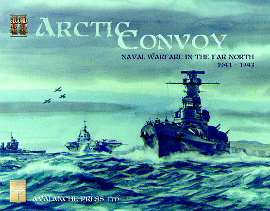 Second World War at Sea: Arctic Convoy, Naval Warfare in the Far North 1941-1943