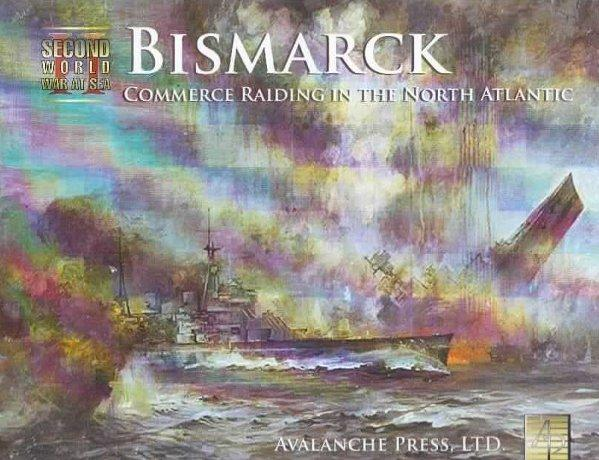 Second World War at Sea: Bismarck - Commerce Raiding in the North Atlantic
