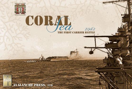 Second World War at Sea: Coral Sea