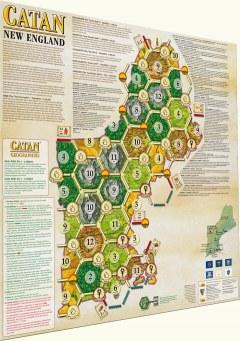 Settlers of Catan: New England