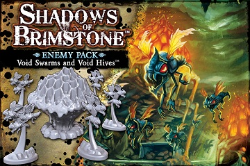 Shadows of Brimstone: Enemy Pack- Void Swarms and Void Hives