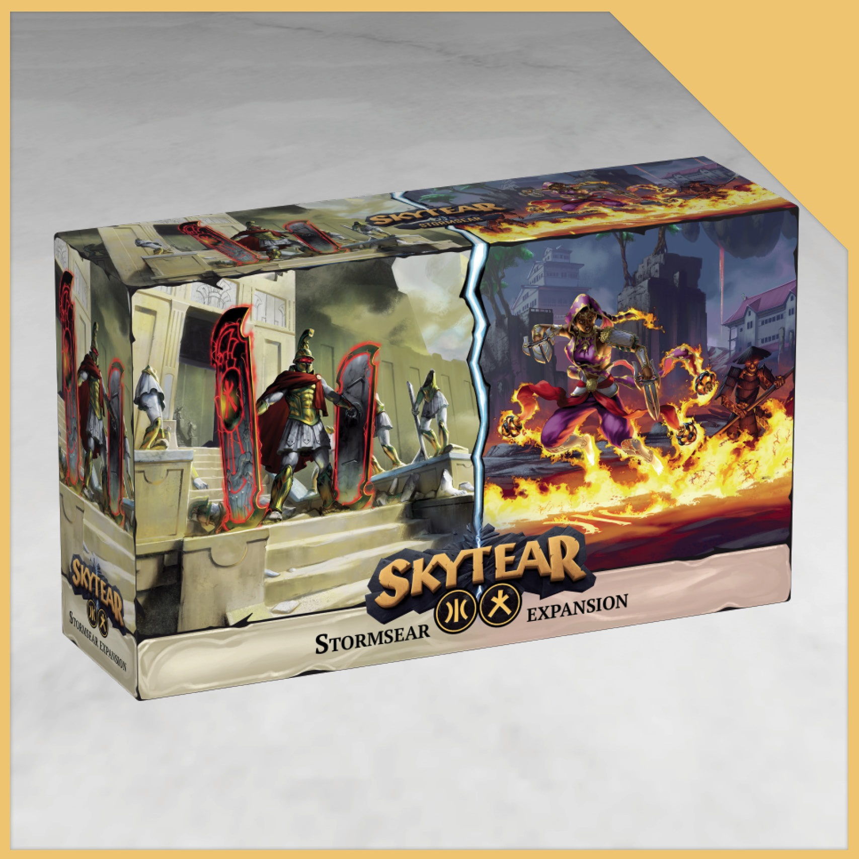 Skytear: Stormsear Expansion