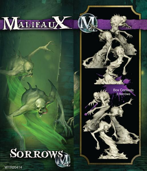 Malifaux: Neverborn: Sorrows (M2E)
