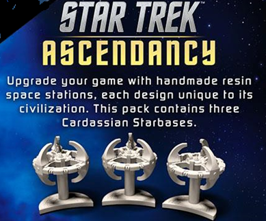 Star Trek Ascendancy: CARDASSIAN STARBASES