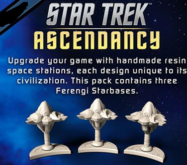 Star Trek Ascendancy: FERENGI STARBASES