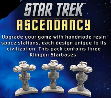 Star Trek Ascendancy: KLINGON STARBASES