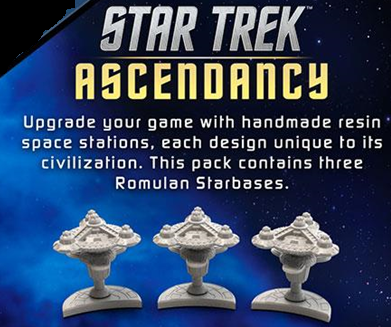 Star Trek Ascendancy: ROMULAN STARBASE