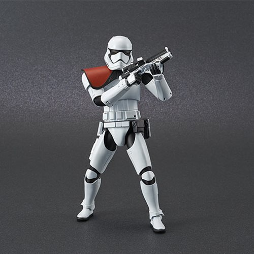 Star Wars Bandai Model Kit: First Order Stormtrooper (The Rise of Skywalker)