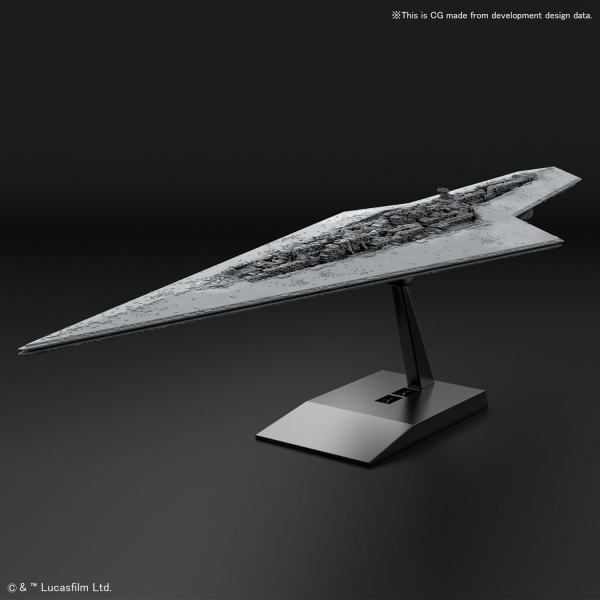 Star Wars Bandai Model Kit: Vehicle Model #016- Super Star Destroyer