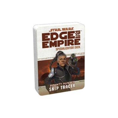 Star Wars Edge of the Empire: Specialization Deck - Bounty Hunter Skip Tracer