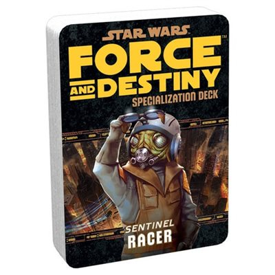 Star Wars Force and Destiny: Specialization Deck- Sentinel Racer