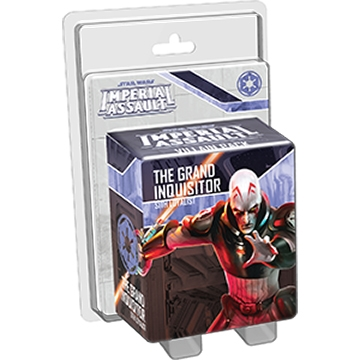 Star Wars Imperial Assault: Grand Inquisitor Villain Pack