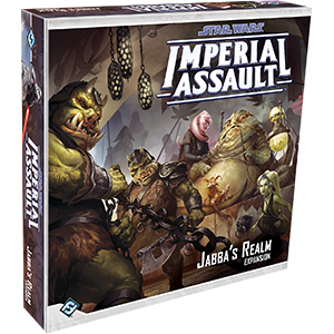 Star Wars Imperial Assault: Jabbas Realm