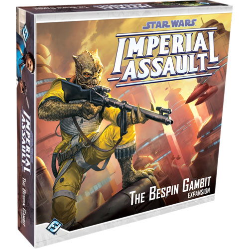 Star Wars Imperial Assault: The Bespin Gambit