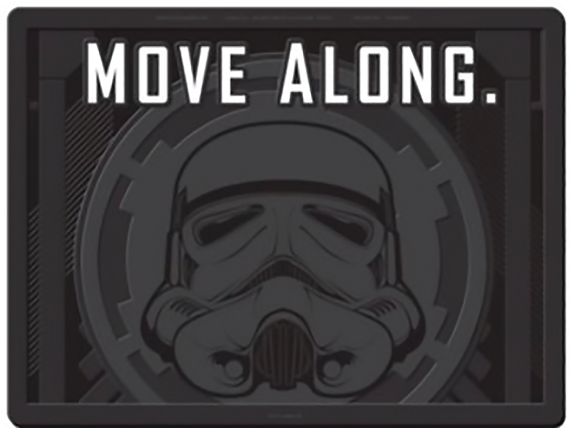 Star Wars: Move Along (Welcome Mat)