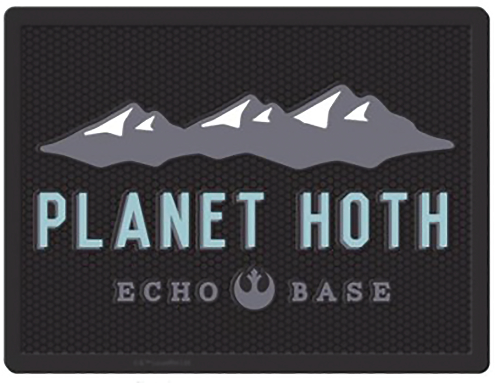 Star Wars: Planet Hoth Echo Base (Welcome Mat)