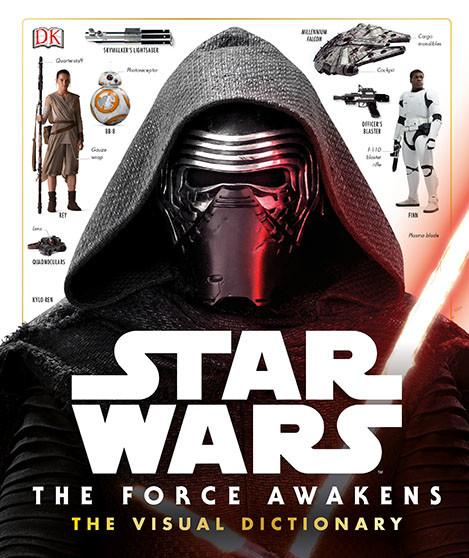 Star Wars: The Force Awakens Visual Dictionary (SALE)