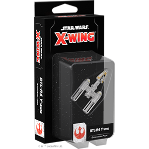 Star Wars X-Wing 2.0: BTL-A4 Y-Wing Expansion Pack