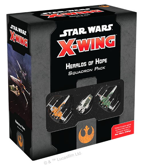 Star Wars X-Wing 2.0: Heralds of Hope