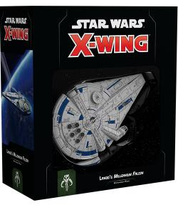Star Wars X-Wing 2.0: Landos Millenium Falcon Expansion Pack