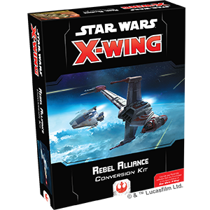Star Wars X-Wing 2.0: Rebel Alliance Conversion Kit