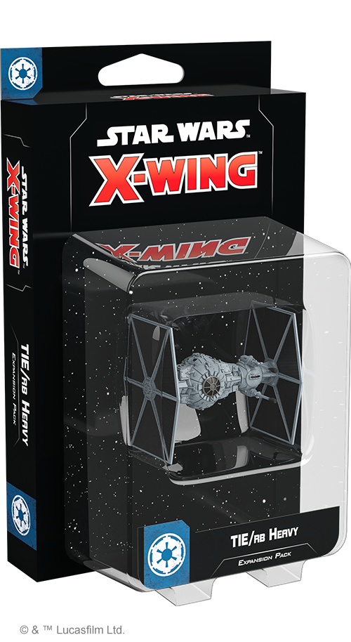 Star Wars X-Wing 2.0: TIE / Rb Heavy Expansion Pack