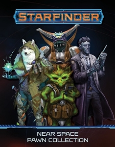 Starfinder: Near Space Pawn Collection