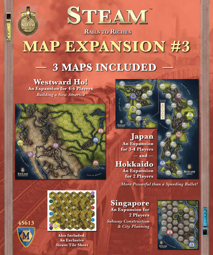 Steam - Map Expansion # 3 [SALE]