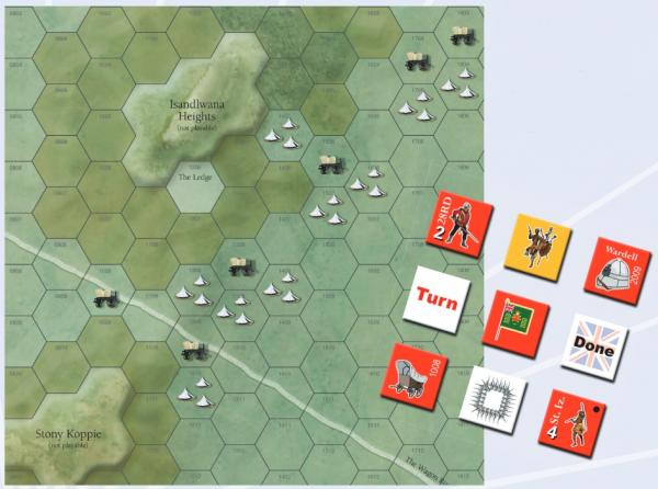 Strategy & Tactics Magazine #314: Last Stand at Isandlwana