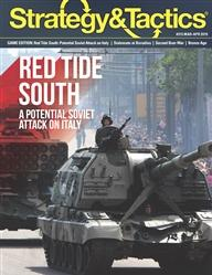 Strategy & Tactics Magazine #315: Red Tide South