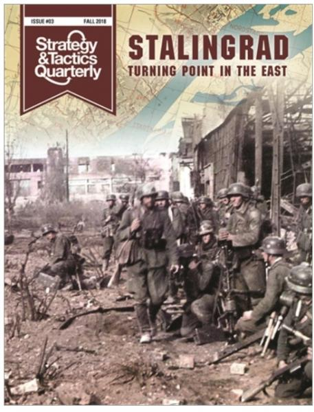 Strategy & Tactics Quarterly #03: Stalingrad