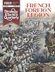 Strategy & Tactics Quarterly #05: French Foreign Legion