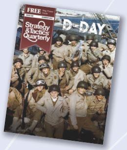 Strategy & Tactics Quarterly #06: D-Day 75th Anniversary
