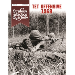 Strategy & Tactics Quarterly #08: Tet Offensive 1968
