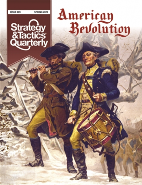 Strategy & Tactics Quarterly #09: American Revolution